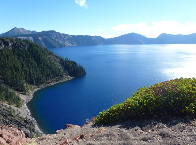Crater Lake, Oregon - francis guenette photo