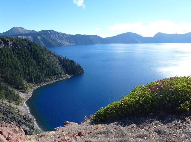 Crater Lake, Oregon - francis guenette photo