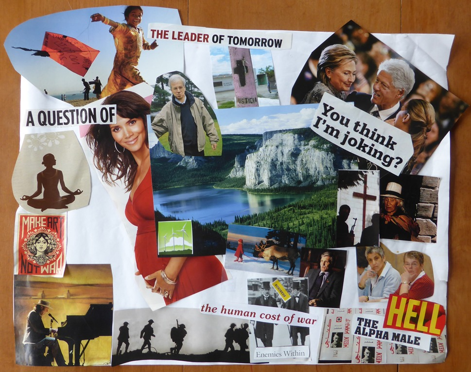 Bruc's collage - July 2016-2