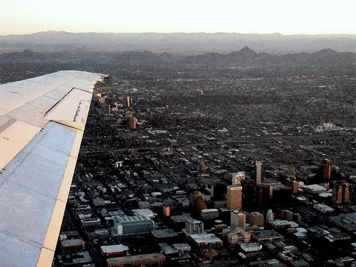 Phoenix, Arizona - photo and effects by bruce witzel (2)