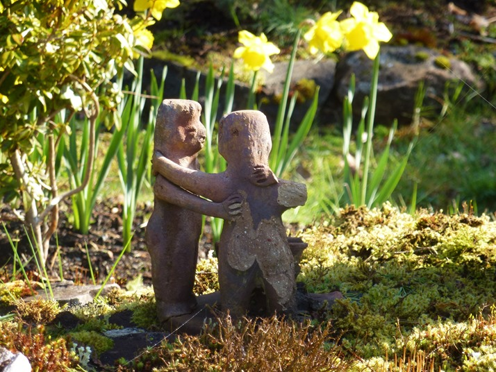 Together in the garden - bruce witsel photo