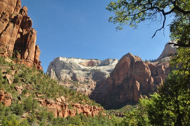 Zion Canyon National Park - bruce witzel photo