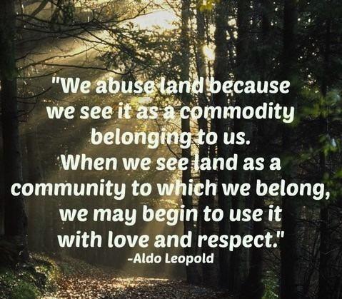 Aldo Leopold Quote (3)