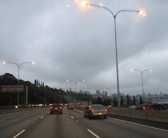 I-5 Seattle, Washington - francis guenette photo