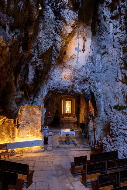 montestella sanctuary(Hermit of Santa Maria della Stella, Pazzano, Calabria, Italy) Antonio Viola photo