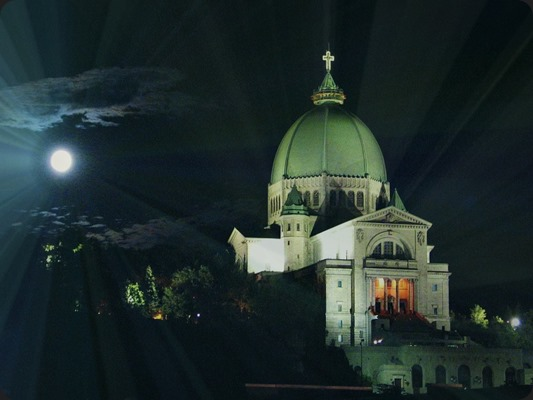 Saint Joseph's Oratory of Montreal, Quebec - bruce witzel photo