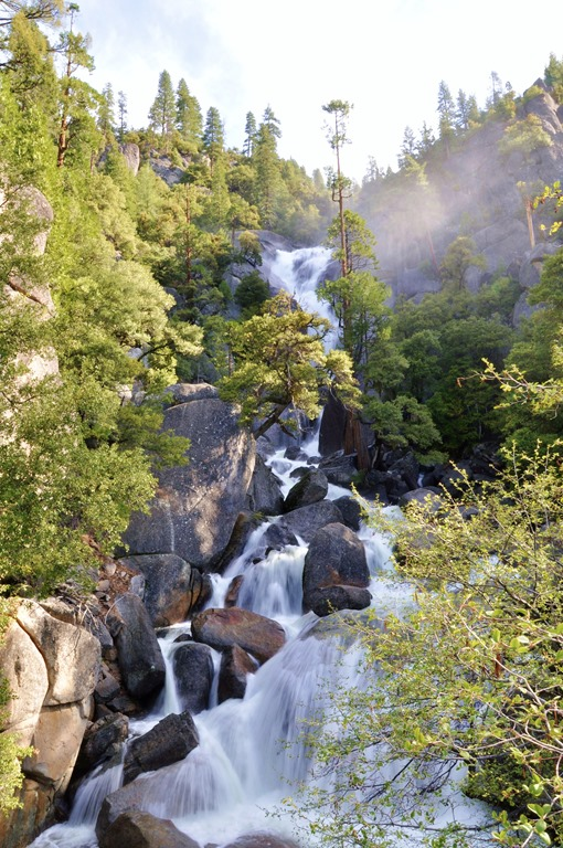 Waterfall in Yosemite - bruce witzel photo (2)