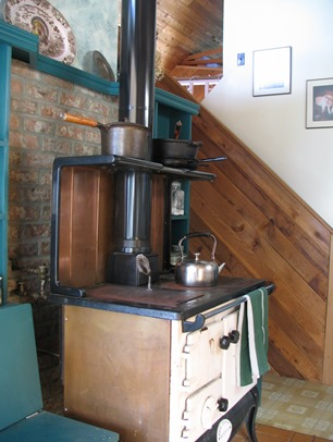 Waterford cookstove - bruce witzel photo