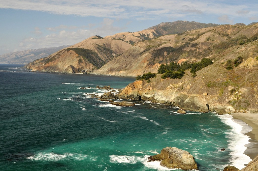 Near Big Sur, California - bruce witzel photo