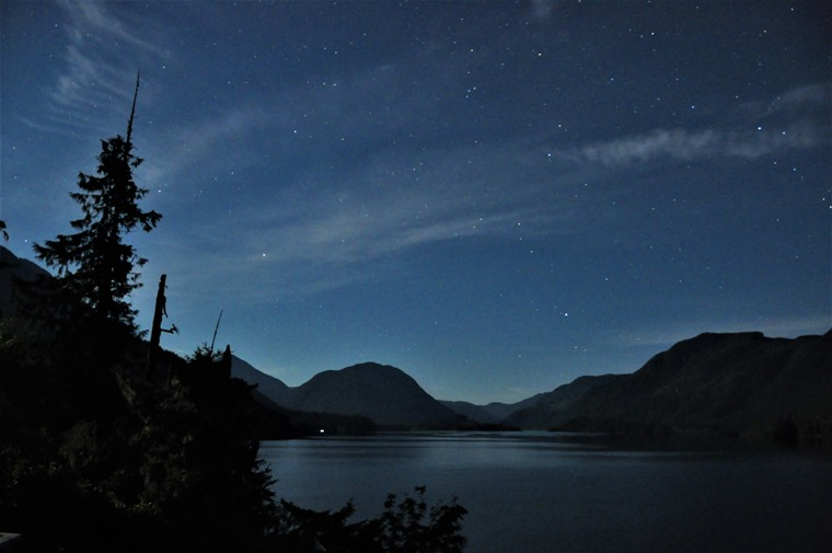 Night-light on the Lake - Bruce Witzel photo (7)