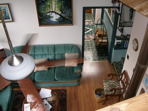 Bruce Witzel's Home Interior - peter talbot photo
