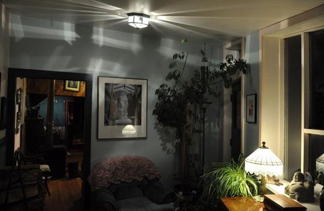 foyer-lighting - bruce witzel photo