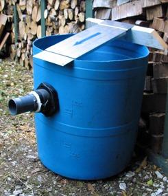 Intake barrel - bruce witzel photo