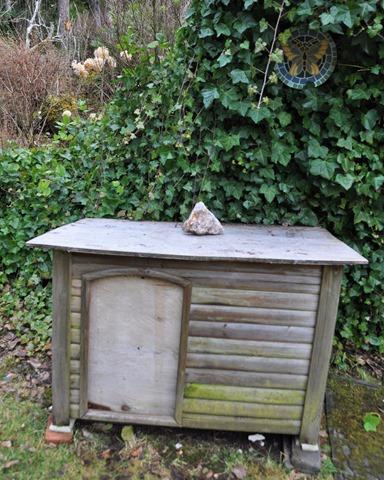 Modified dog-house & generator shed - bruce witzel photo