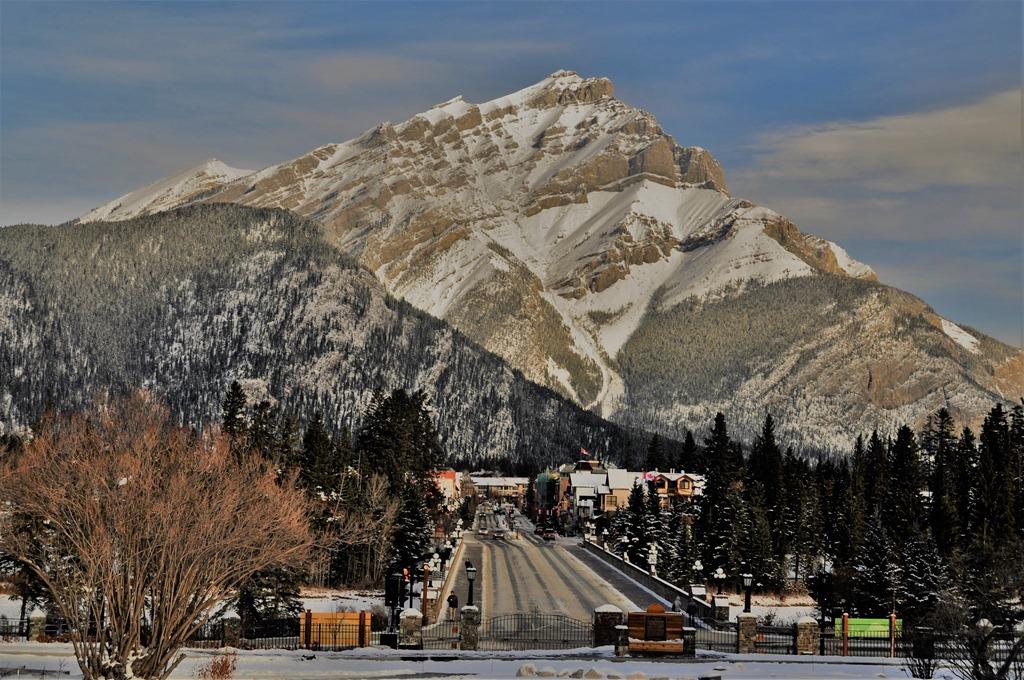 Banff, Alberta (2)Nov. 7-2017 - bruce witzel photo