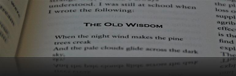 Jane Goodall poem