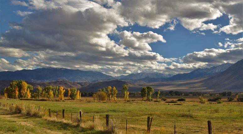 Eastern Sierra Nevada's, Califfornia USA - bruce witzel photo