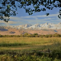 Serenity & California's Eastern Sierra Nevada's ~ Oct. 2012