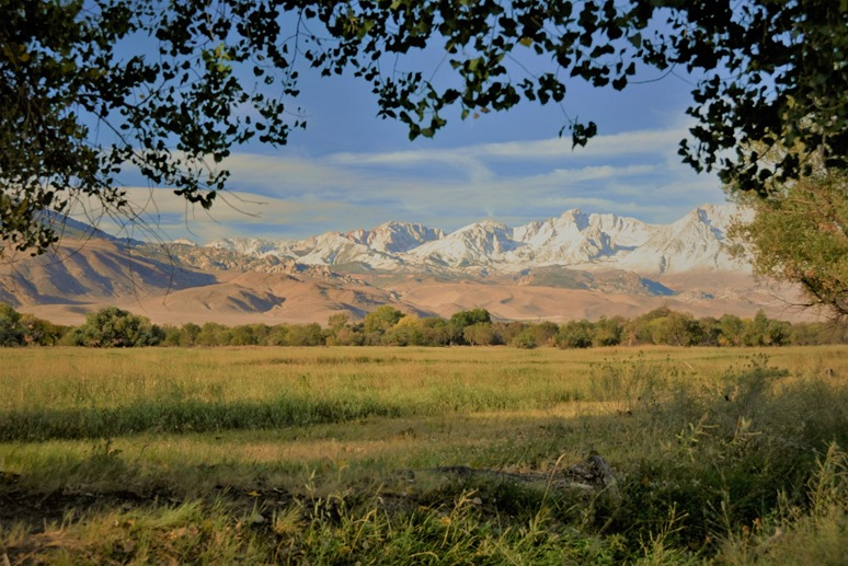 Eastern Sierra Nevada's, October 2012 - bruce witzel photo