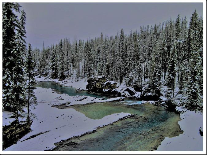 Kicking Horse River, Yoho National Park - British Columbia, Nov.26, 2017 - bruce witzel photo (2)