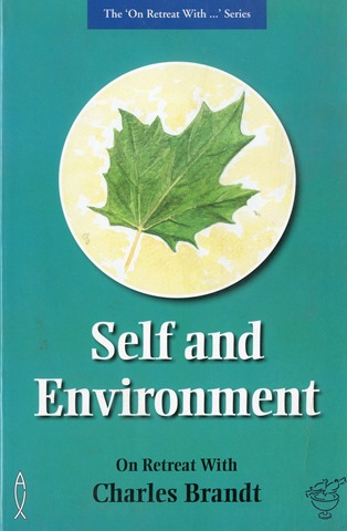 self-and-environment - cover image of book by charles brandt[3]