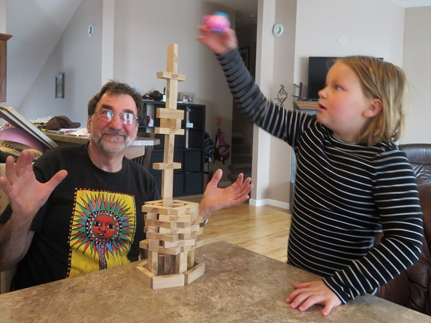 Bruce and Brit (2) creating with blocks - March 30-2018 - francis guenette photo