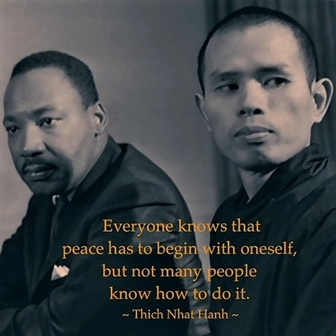 king & hahn & peace quote