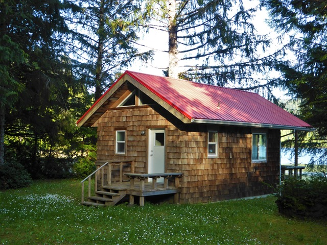 Guest Cabin, May 2018 - bruce witzel photo