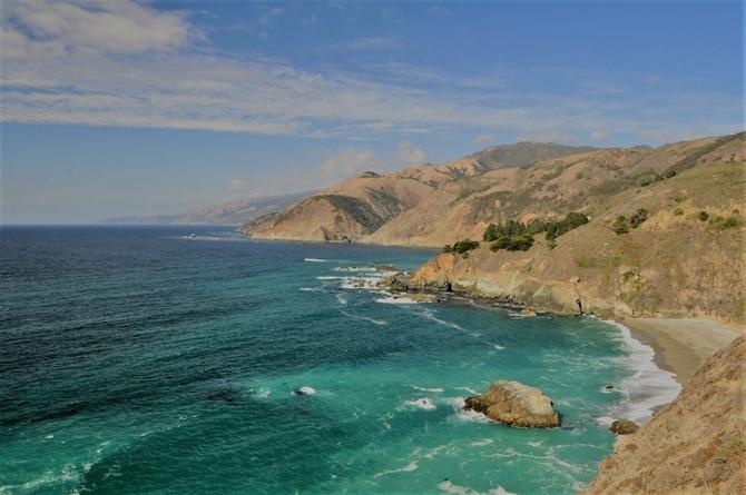 California pacific coast near Big Sur - bruce witzel photo (2)