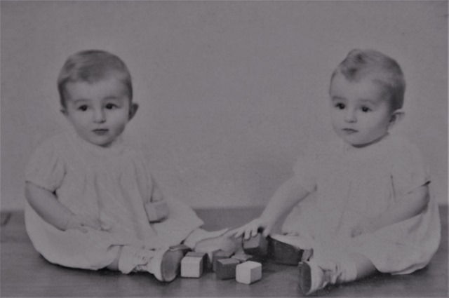 Heather and Rose 1950