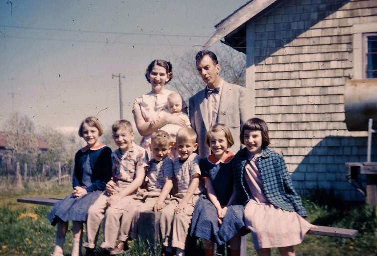 Witzel family(2) about 1958