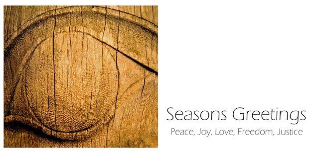 Charles Brandt's seasons greeting 2018