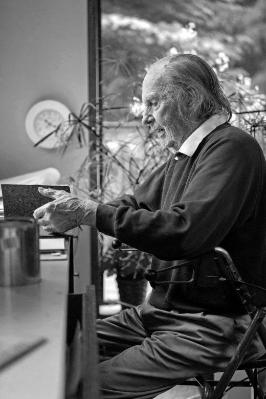 bookbinding-catholic-hermit-520x780 photo by grant callegari