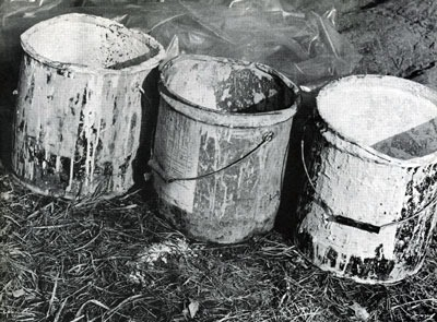 Paint Cans - photo by thomas merton