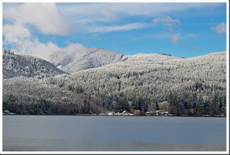 Snow on the mountains Feb16, 2019- bruce witzel photo