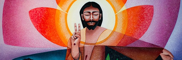 The Cosmic Christ by Sr. Nancy Earl , Center for Action and Contemplation archive