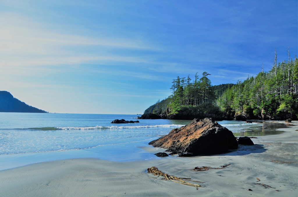 San Josef Bay2 at Cape Scott Provincial Park - bruce witzel photo