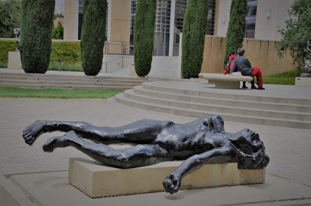 Rodin sculpture at Stanford University 2010-05-27 bruce witzel photo (2)