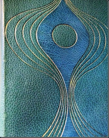 An example of one of Charles Brandts book bindings