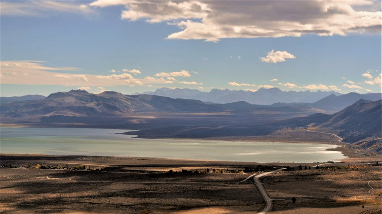 Mono Lake, California 2012-10-21 bruce witzel photo